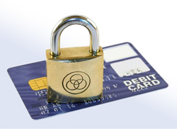 Picture of lock showing that your DADAP registration and payment are secure
